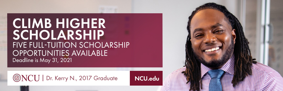 Climb Higher Scholarship image